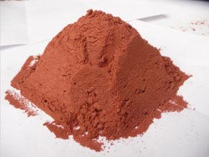 Liofilizirana jagoda prah
